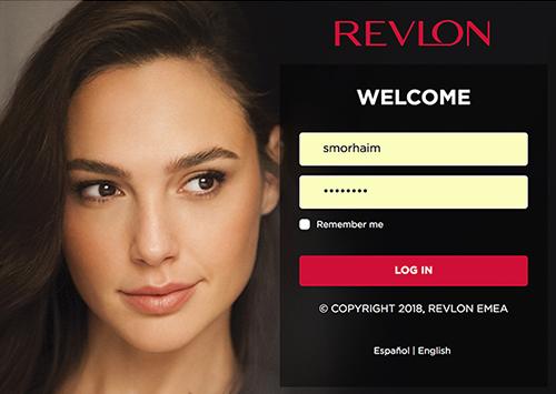revlon thumb Success Stories custom software